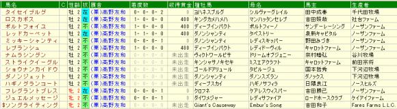 高野友和厩舎 (1)
